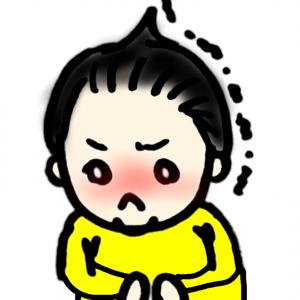 赤ちゃん綿棒浣腸