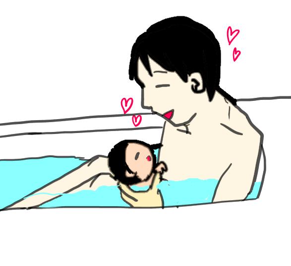 2ヶ月お風呂